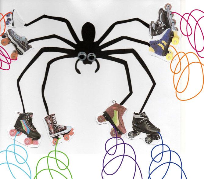 araignée même pas peur